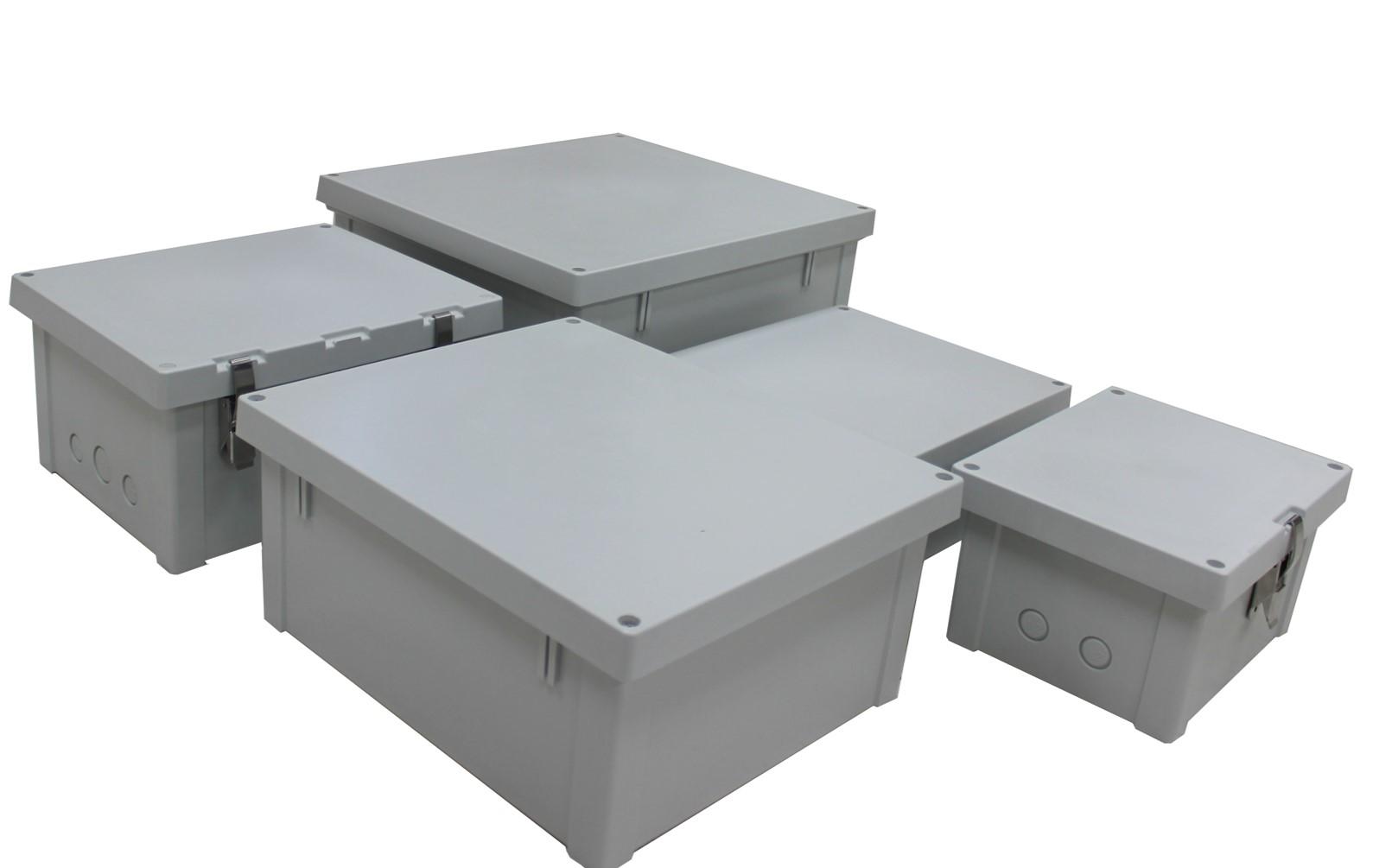 Flat cover nema 4 box