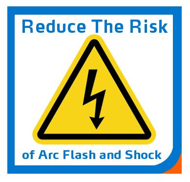 NEMA 4 reduces arc flash