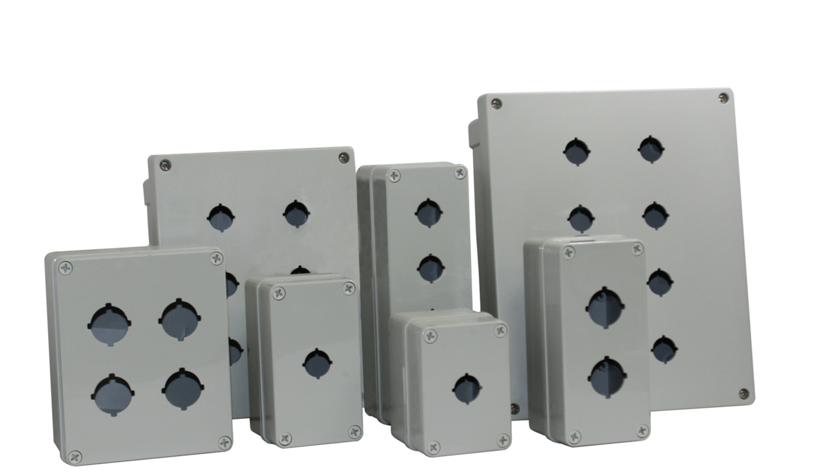FIBOX PUSH BUTTON ENCLOSURES