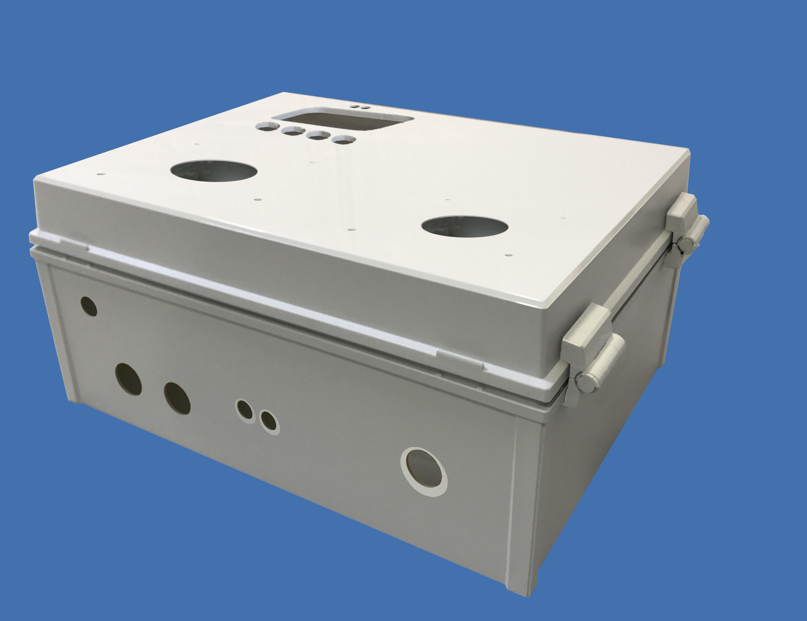 Modified Fibox CAB Series
