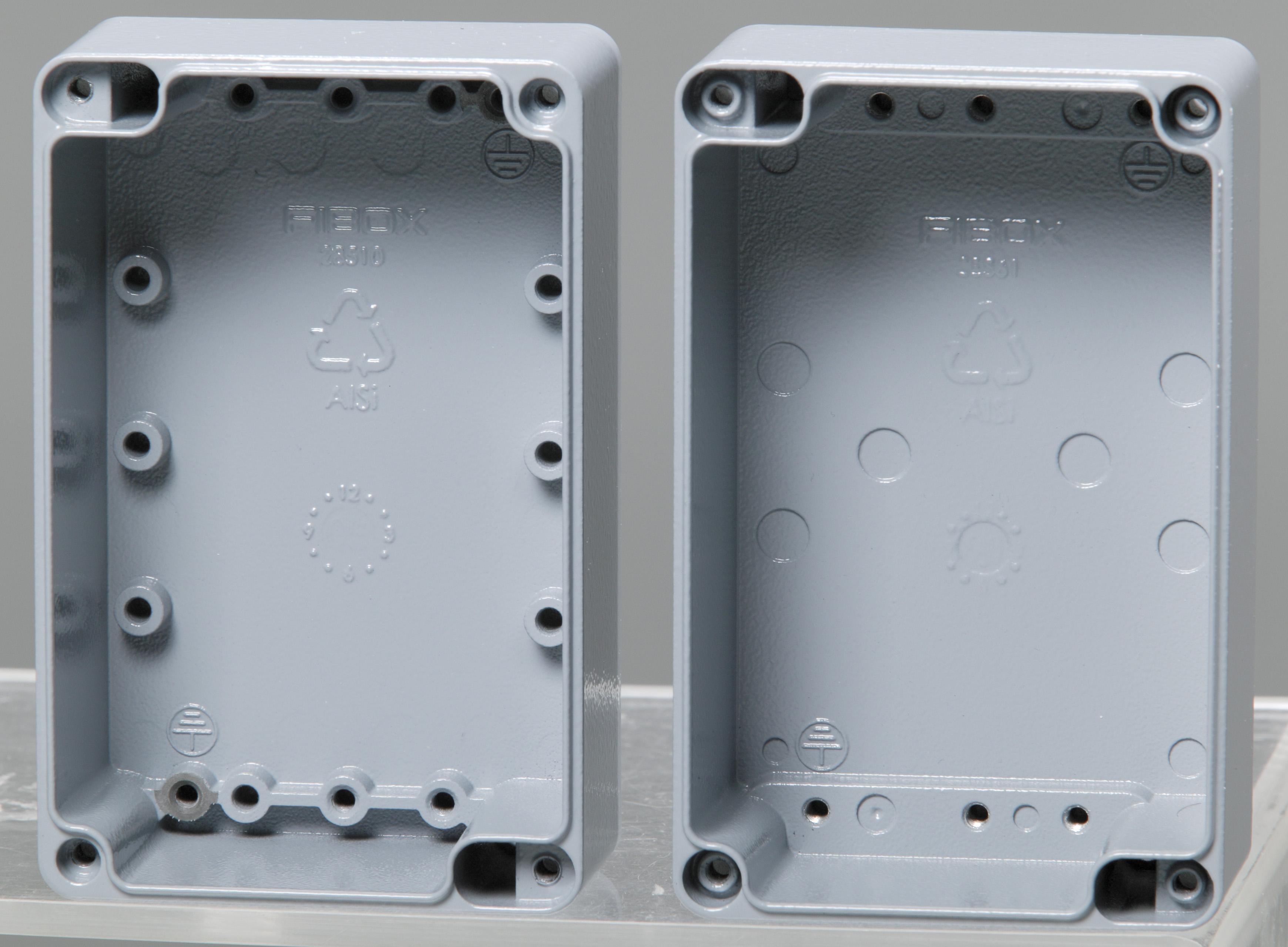 Aluminum Enclosures
