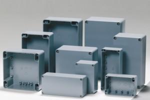 NEMA 4 Aluminum Enclosures