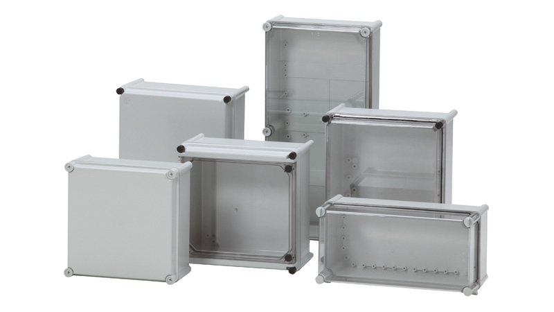 Polycarbonate enclosure