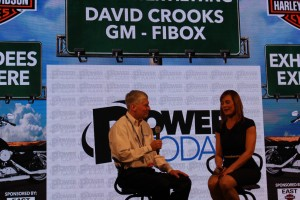 GM David Crooks speaks with Cassie Self of Power Today
