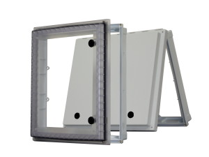 IPW in transparent and opaque covers