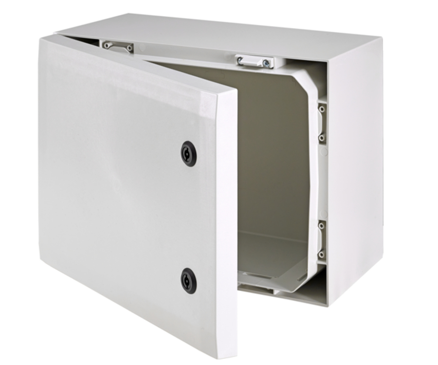 Largre wall mouned cabinet enclosure