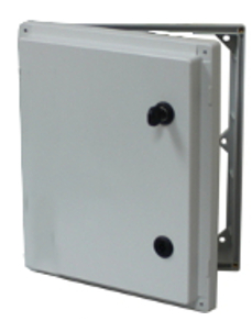 NEMA 4X solid HMI cover