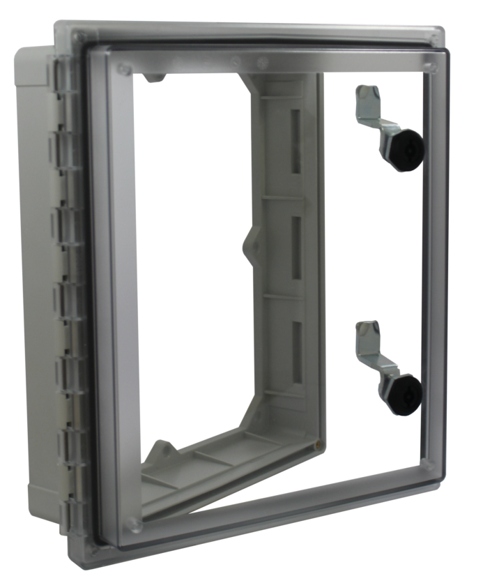 lockable HMI cover