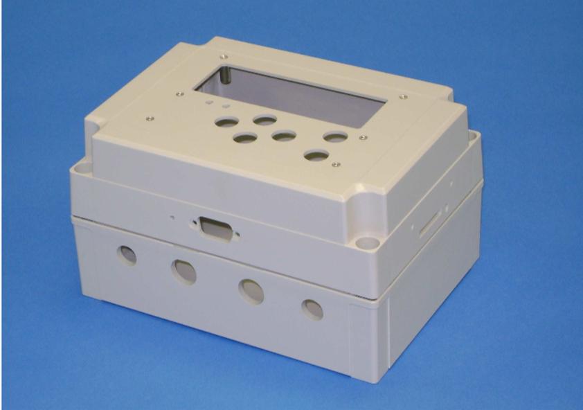 Modified Fibox MNX Series